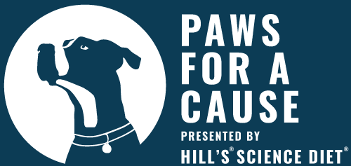 paws for a cause logo