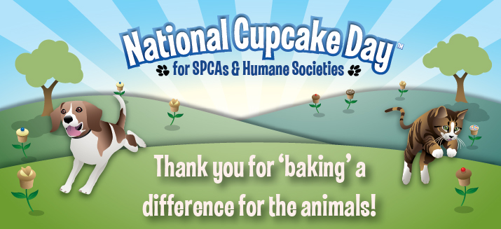 National Cupcake Day: Monday, February 23, 2015