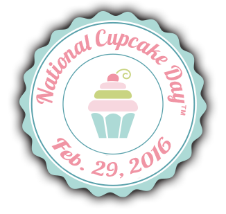 National Cupcake Day™ 2016
