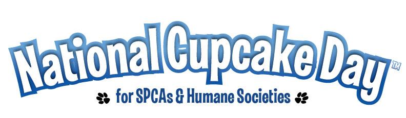 National Cupcake Day for SPCAs & Humane Societies