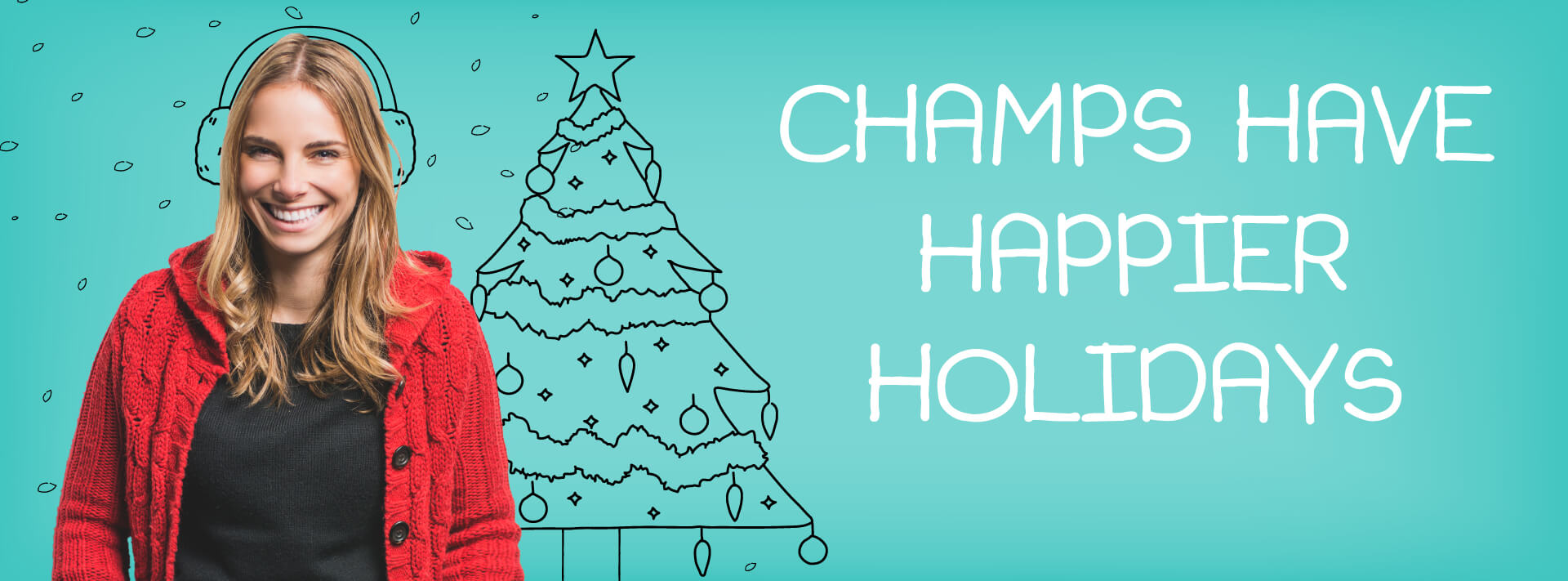 Become a Champion for Animals this holiday season!