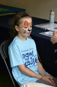P4C12 Paws Youth Face Paint
